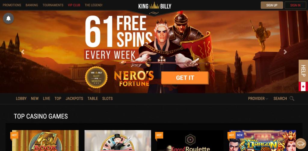 Best online casino bonus
