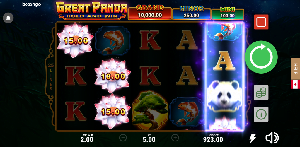 Titan casino android